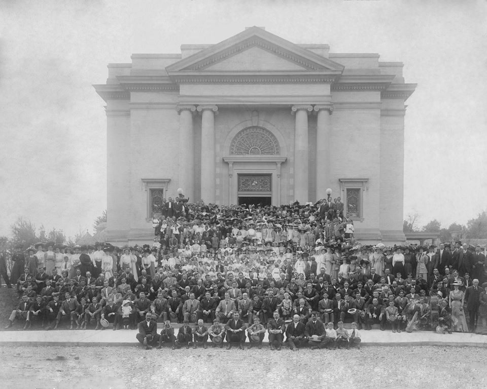 Church May 8, 1910